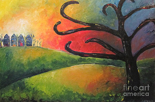Tree of Whimsy by Emily McLemore