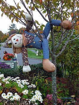 Dee Flouton - Tree Rag Doll