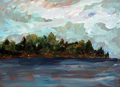 Treeline by Eric Cobb