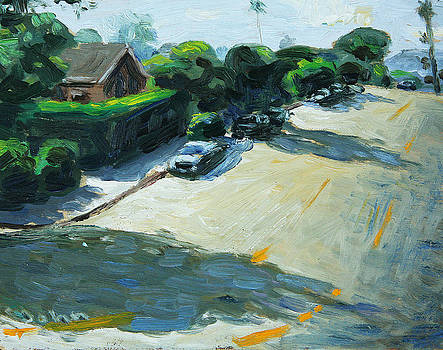 Treeshadows by John Matthew