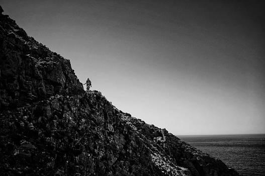 Trekking by Spyros Papaspyropoulos