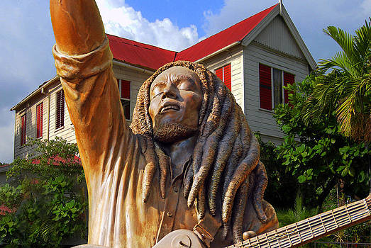 Trenchtown Rock by Daniel B McNeill