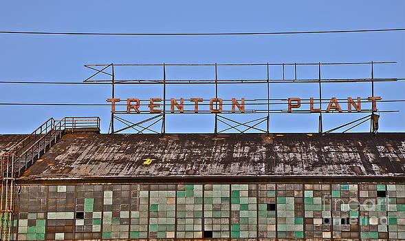 Trenton Plant by Jason Layden