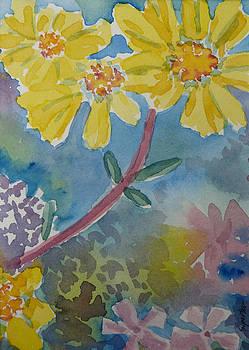 Tres Amarillos by Susan Porter