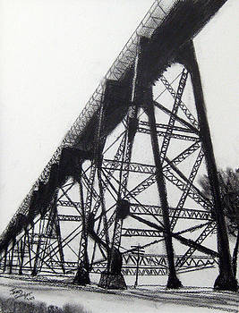 Trestle by James Gallagher