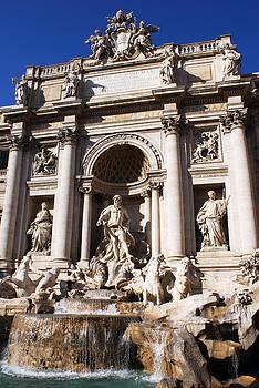 Ramunas Bruzas - Trevi Fountain