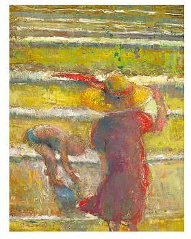 TRhe Yellow Hat by Daniel Bonnell