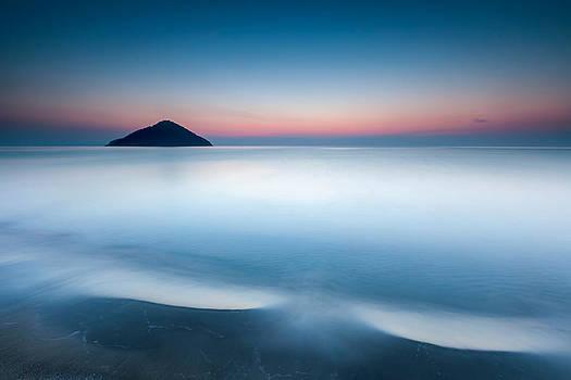 Triangle Island by Evgeni Dinev