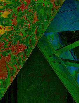 Charles Lucas - Triangulation in Green 2