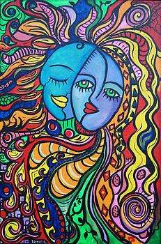 Tribal Love by Lorinda Fore and Tony Lima