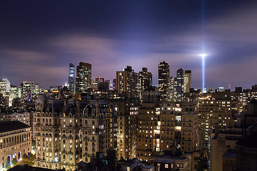 Tribute In Light by Tim Drivas