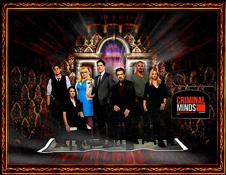 Tribute to Criminal Minds by Amanda Struz