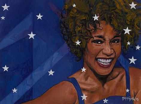 Tribute Whitney Houston by Neil Feigeles