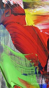 Trichromatic Rush by Omar Hafidi