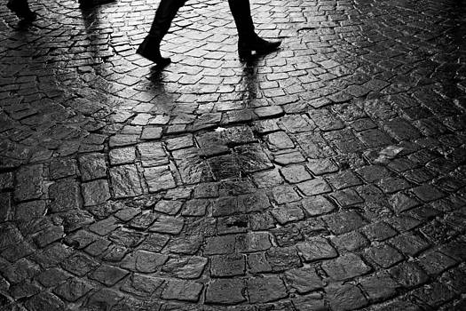Trier Cobblestones by Steve Raley
