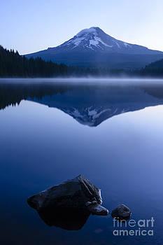 Oscar Gutierrez - Trillium Lake and Mt. Hood