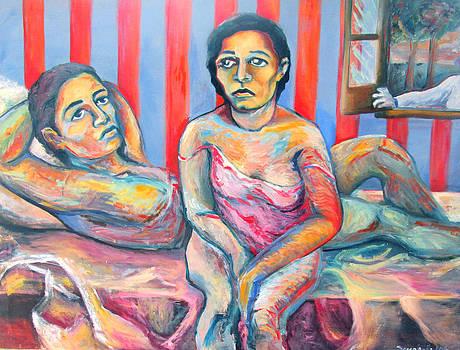 Trilogy Of Lovers by Raquel Sarangello