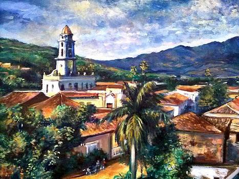 Trinadad Cuba by Philip Corley