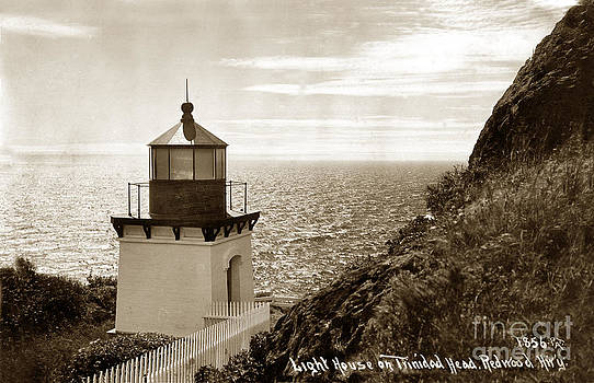 California Views Mr Pat Hathaway Archives - Trinidad Head Light Humboldt County California 1910