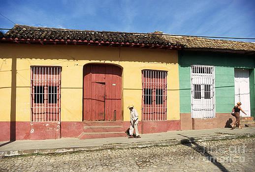James Brunker - Trinidad Streets Cuba