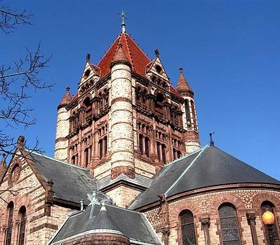 Marcello Cicchini - Trinity Church Boston