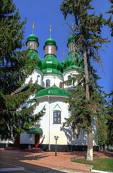 Matt Create - Trinity Church two Kitaevo Hermitage