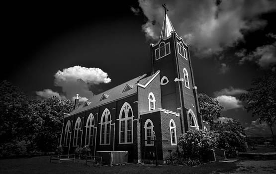 Trinity Lutheran Church by John Dickinson
