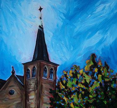 Trinity Lutheran by Erin Wildsmith