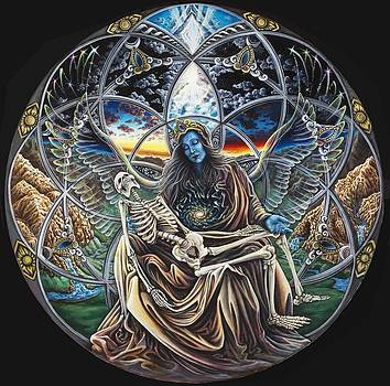 Trinity by Morgan  Mandala Manley