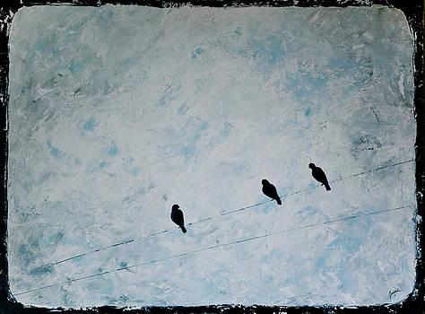 Trio by Jesska Hoff