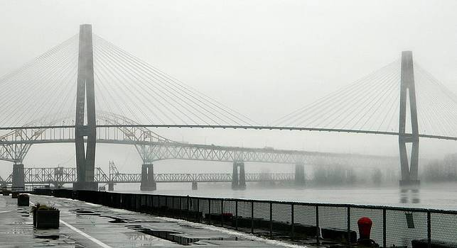 Nicki Bennett - Trio of Bridges