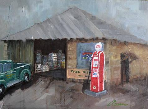Triple Distributors by Michael  Accorsi