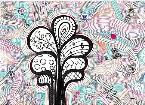 Trippy Trees by Lori Thompson