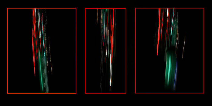 Erin Tucker - Triptych