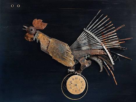 Triumph of rust by Vladimiras Nikonovas