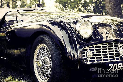 Triumph TR3A by RicharD Murphy