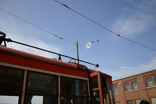 Nina Fosdick - Trolley Car Stop