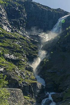 Trollstigen Norway by Angela A Stanton
