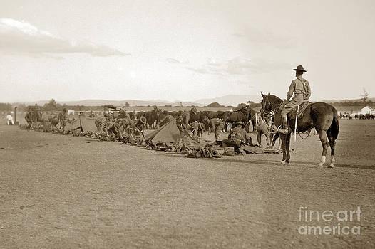 California Views Mr Pat Hathaway Archives - Troop 11th Cavalry Presidio of Monterey California circa 1930