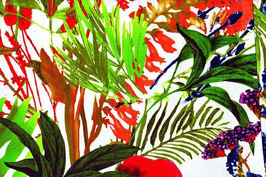 Anne-elizabeth Whiteway - Tropical Array of Color