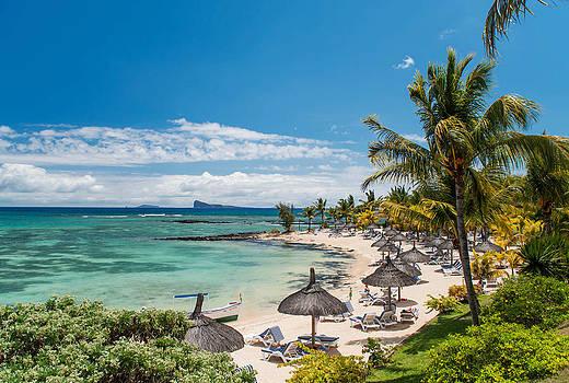 Jenny Rainbow - Tropical Beach II. Mauritius