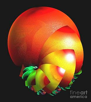 Gail Matthews - Tropical Fruit Fiesta