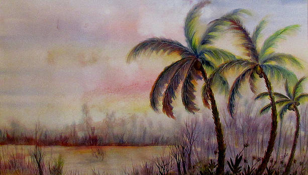 Susan Duxter - Tropical Morning