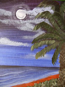Tropical Night by Suzanne Buckland