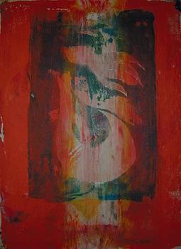 Tropical Palm Hous by Michelle Deyna-Hayward