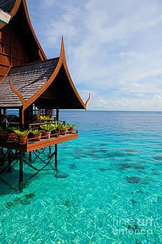 Fototrav Print - Tropical resort