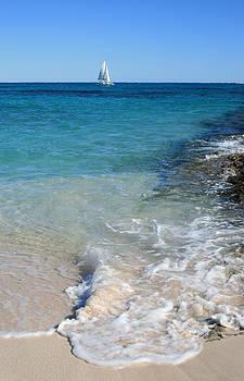 Tropical Sailing by Carl Koenig