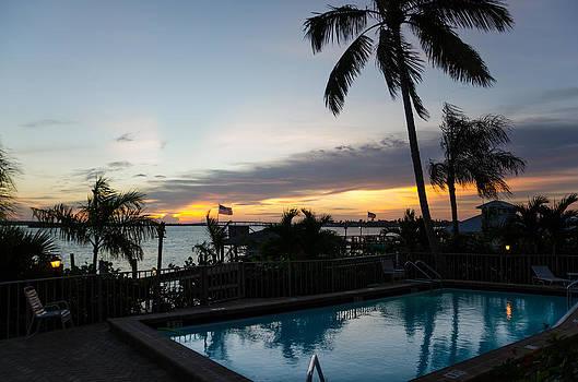 Margaret Pitcher - Tropical Sunrise