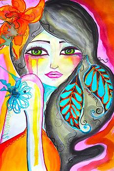 Tropical Tears by Marley Art