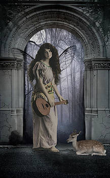 Troubadour by Marie  Gale